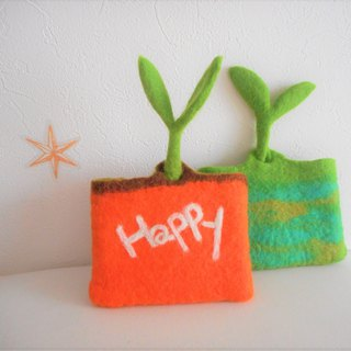 Case where Happy can grow
