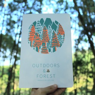 【Set】 outside the forest Senso-Offdoors & Forest / bilingual picture books