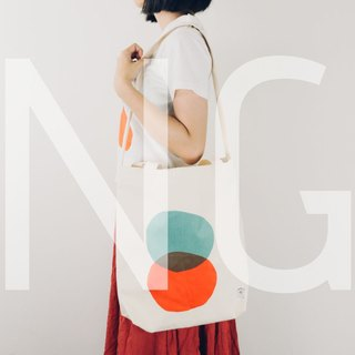 INNER | round intersection portable shoulder bag Peibu zone ※ ※ NG