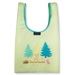 Murmur lunch bag / Nilu pine tree BDB25