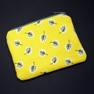 Zipper pouch / coin purse (padded) (ZS-226)
