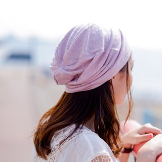 100% Linen Summer Beanie Made in JAPAN Handmade in 6 Colours