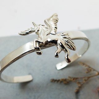 zo.craft Unicorn bracelet / 925 Silver
