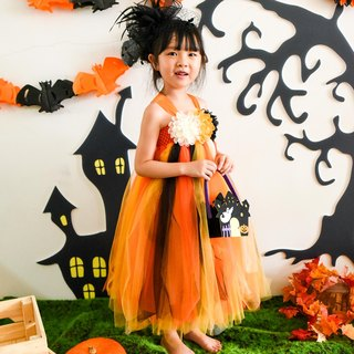 Halloween DIY dress sets of materials package