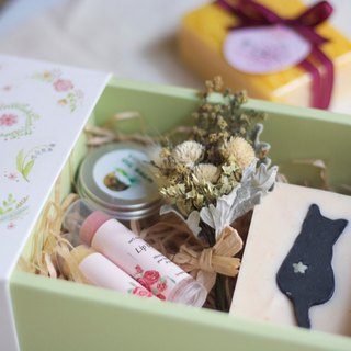 handmade soap gift set