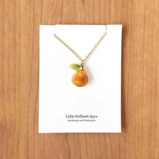 La France NECKLACE