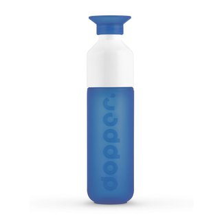 Dutch dopper water bottle 450ml - deep sea