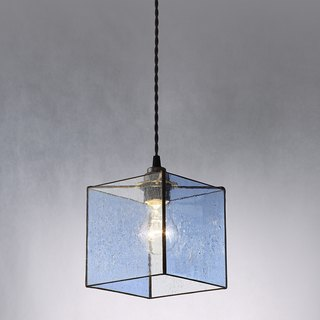 [Dust] years old ornaments vintage glass chandeliers PL-203