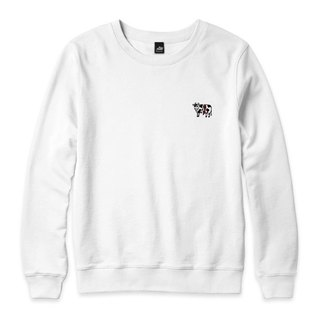 nice to MEAT you - Cattle - White - neutral version University T