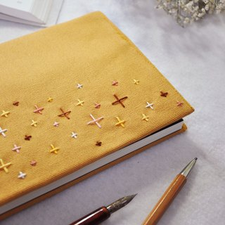 Hand clothes for the book [notebook] Jiang Huangfan roadside picnic cloth subsection (Big = A5)