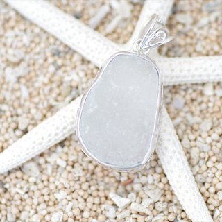 One! Silver pendant top of sea jewelry seagrass in the world