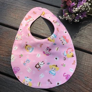Alice Girl Double Side Bib