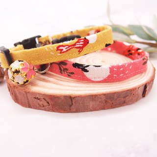 Goldfish cat mini dog small dog decorative collar