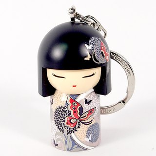 Key ring - Ayana colorful [Kimmidoll and blessing doll key ring]