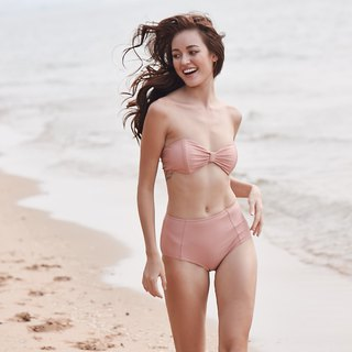 Rosie - Antique Pink / 5PENING Swimwear