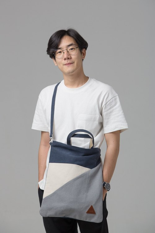 Washed Canvas Origami Tote 2018 Collection