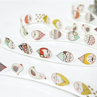 & Cabinet decoration tape - Candy