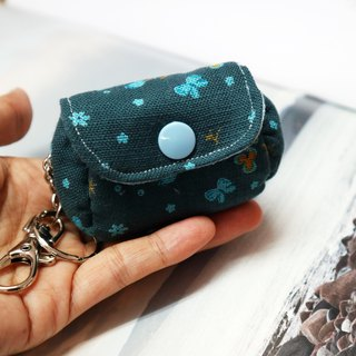 Mini Wallet Ornament Charm Coin Key Ring*SK*