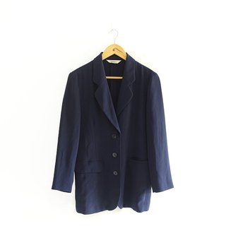 │Slowly│ Simple and simple - vintage suit jacket. Vintage. Retro. Literature. Made in Japan.