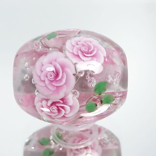 Roses Tonnage Ball Glass Ball