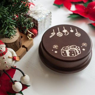 Memorial Gifts, Christmas Gifts Christmas Gifts Customized Music Box // christmas gift
