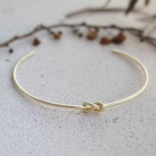 Brass bracelet 0668-big day