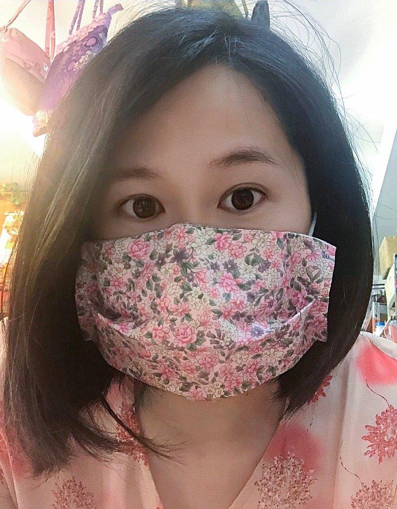 臺灣製造機能佈立體剪裁口罩外套