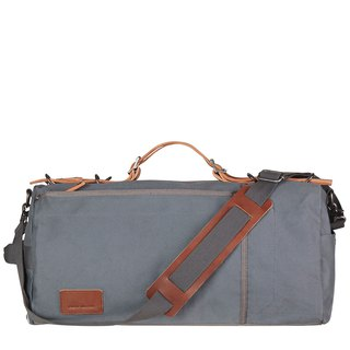 THE FORGOTTEN MANY Tote/Travel Bag_Charcoal/ Charcoal Black