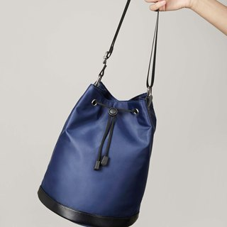 Bucket Bag by I'm Peter Peter - Blue