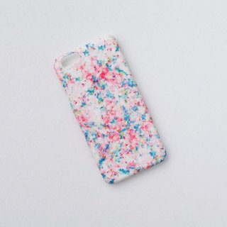 "[Order Production] iPhone / Galaxy / Xperia Case ""Pink and Green, Sunlight Leaked Day"""