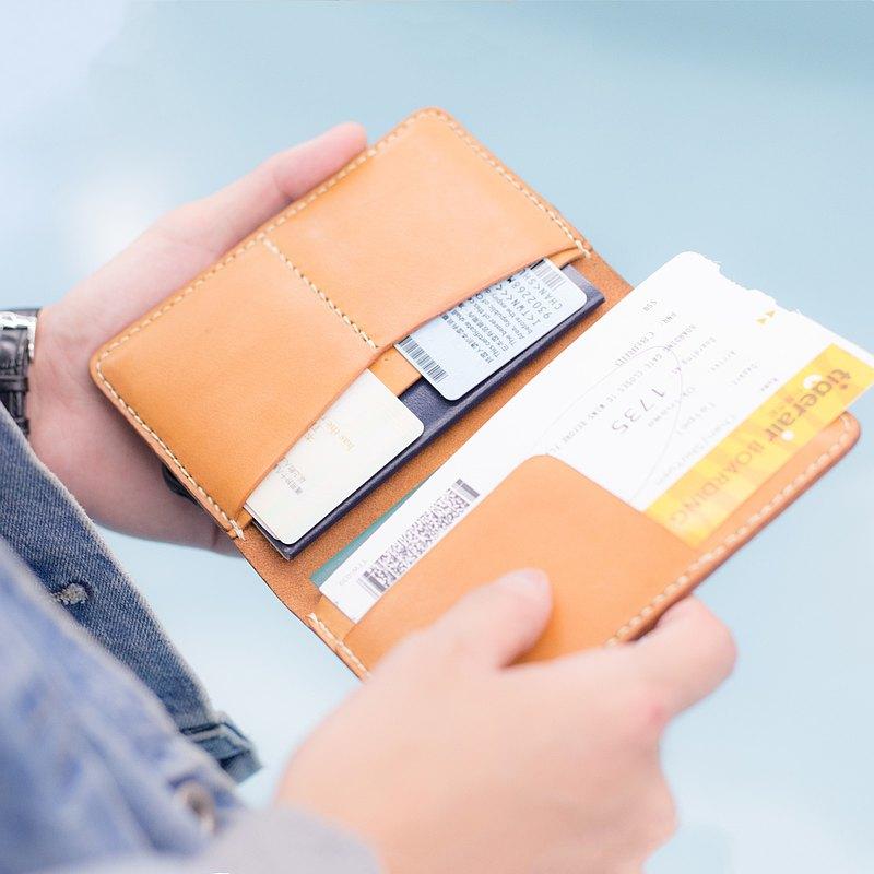 護照夾/護照本/情侶護照套【燙金體驗/自主體驗/一人成團】