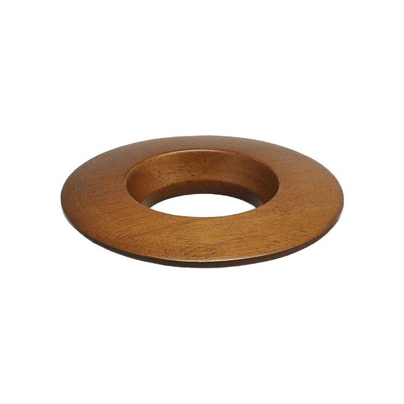 日本 ORIGAMI 摺紙咖啡濾杯 木質杯座 木頭杯座
