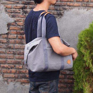 Simply Collection - Gray (Cross Body, Tote Bag, Travel Bag, Cloth Bag, Canvas Bag, Overnight Bag, Beach Bag, Sport Bag, Duffle Bag)