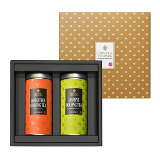 Enticing Scented Tea Set- Floral Oolong