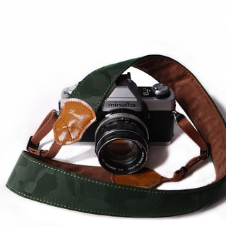 Camouflage 4.0 Pressure Reducing Camera Strap