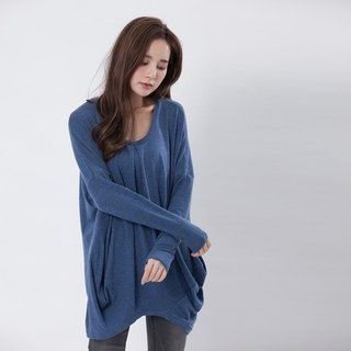 Lany TENCEL top / blue