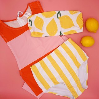 Lemonade - 3-piece swimsuit set
