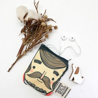Heykids - Coin purse, zipper pouch, and key pouch
