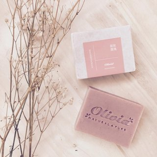 Rose moisturizing soap