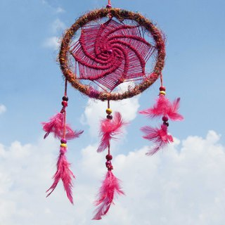 National wind hand-woven cotton and linen South America dream catcher dream dream Cather-Mandala mandala
