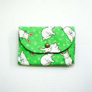 S,HU - Small wallet(multiple/rabbits)
