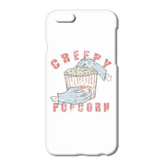 iPhone case / Creepy popcorn