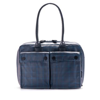 "PEPPER&SALT│POLO Brief 13"" With Transparent TPU (Jazz Blue)"