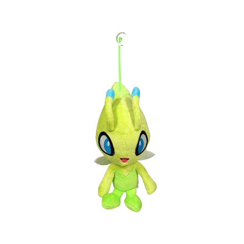 Pokemon精靈寶可夢 時拉比坐姿款15CM【PM3401020201】