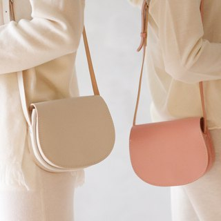Tribute Renaissance Vintage Classic Minimal Saddle Bag Invisible Magnetic Buckle