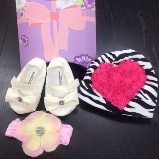 Fashion baby gift box limited to 1 group