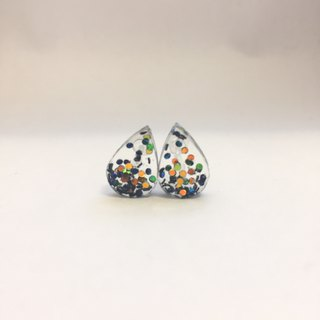 Sparkling Mini Sparkle Earrings