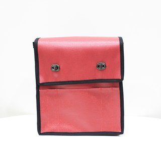Retro Messenger Messenger Bags Shoulder Bags Messenger Bag Photography Camera Bag - Red Red