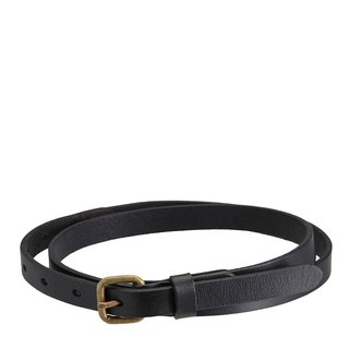 ONLY LOVERS LEFT Belt _Black / Black