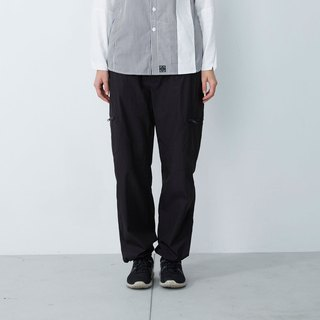 What pants to wear - Multi-pocket casual work pants - black
